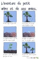 L'aventure du petit arbre et de ses amis
