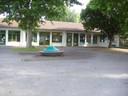 Cour de l'école maternelle de Waldighoffen