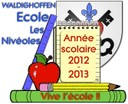 Année scolaire visuel 2012/2103