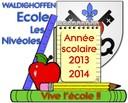 Année scolaire visuel 2013/2014