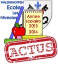 Année scolaire visuel actus 2013/2014