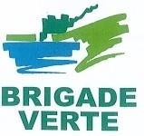 Logo de la Brigade Verte