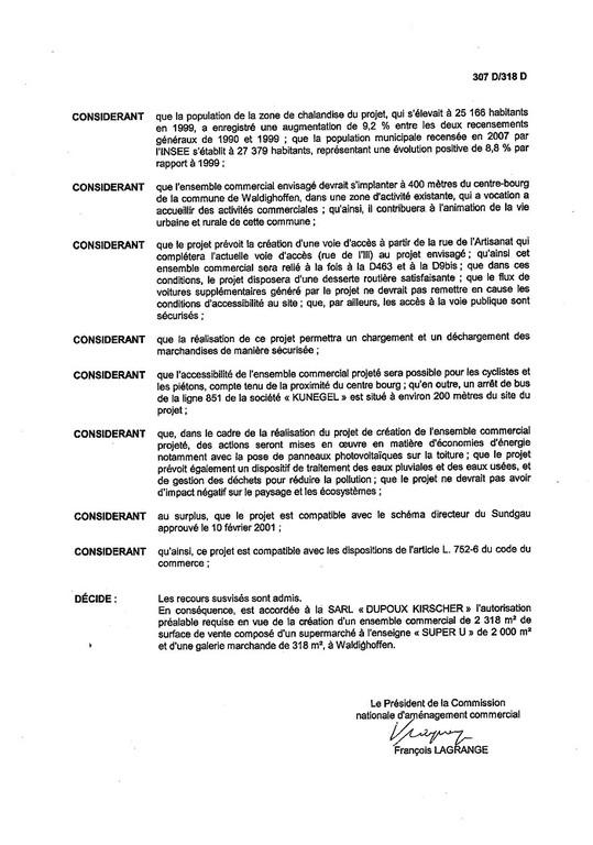 Décision CNAC page 2
