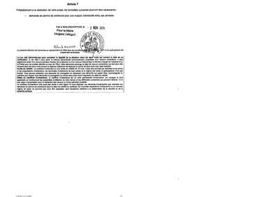 Certificat d 39 urbanisme op rationnel d livr ma tre for Certificat d urbanisme permis de construire