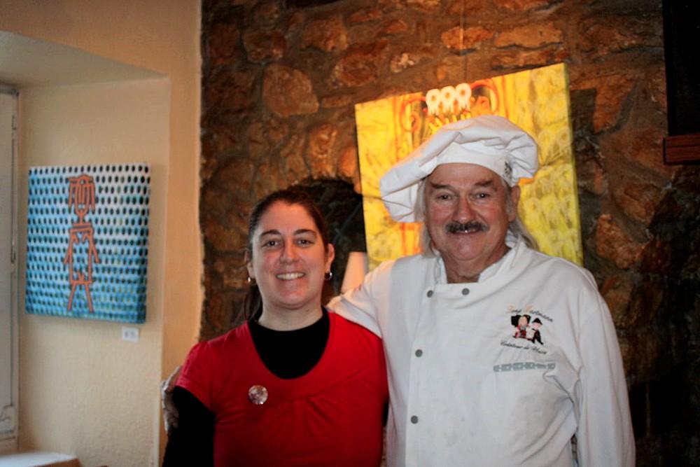 Elise Beltz et Tony Hartmann