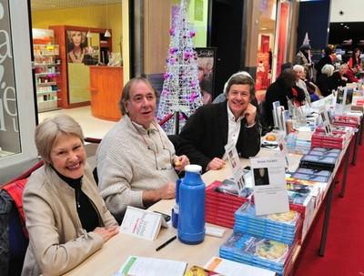 La table des écrivains