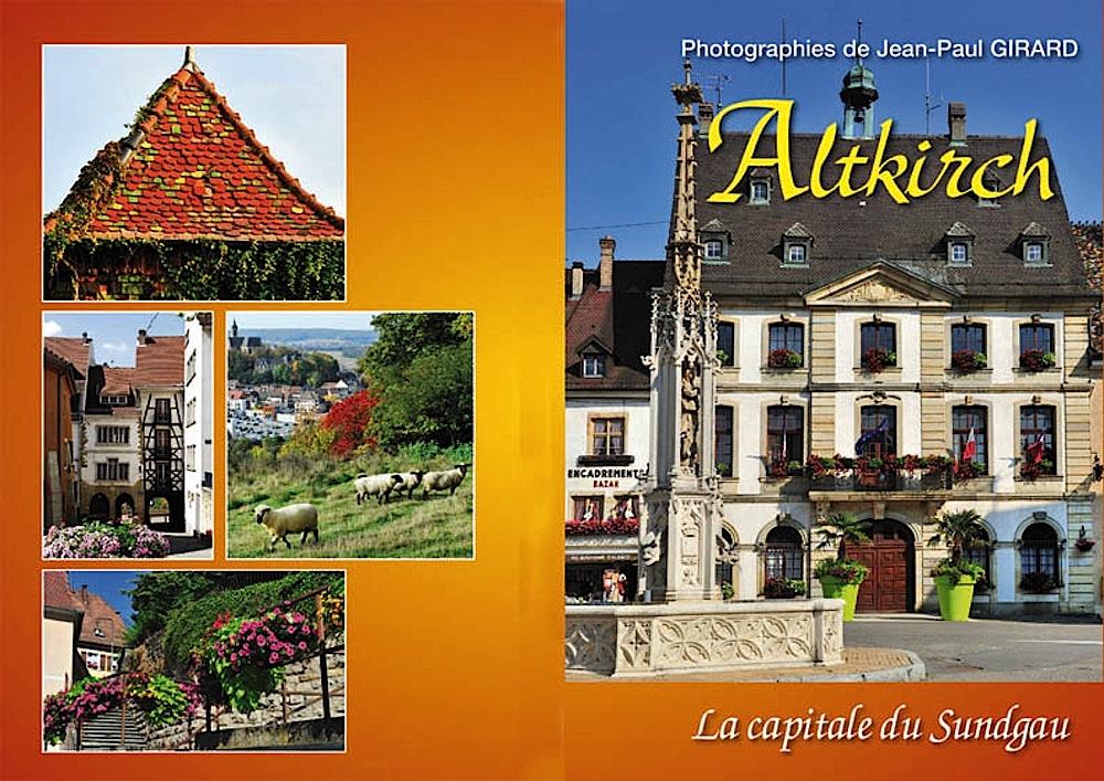 Couverture Altkirch La Capitale du Sundgau