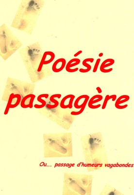 Poésie passagère