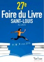Affiche Salon du Livre Saint Louis 2010