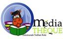 Logo lecture médiathèque