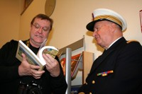 Jürg-Peter Lienhard et Michel Buecher