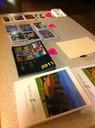 Cartes et livre de Jean-Paul Girard, le photographe