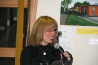 Discours de la directrice Christiane Vallin