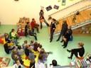 Discussion passionnante avec les écoliers de Steinsoultz autour du livre de Yo Tuerlinx-Rouxel