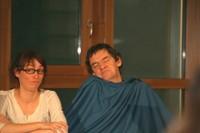 Félicie dubitative; est-ce que Jean dort