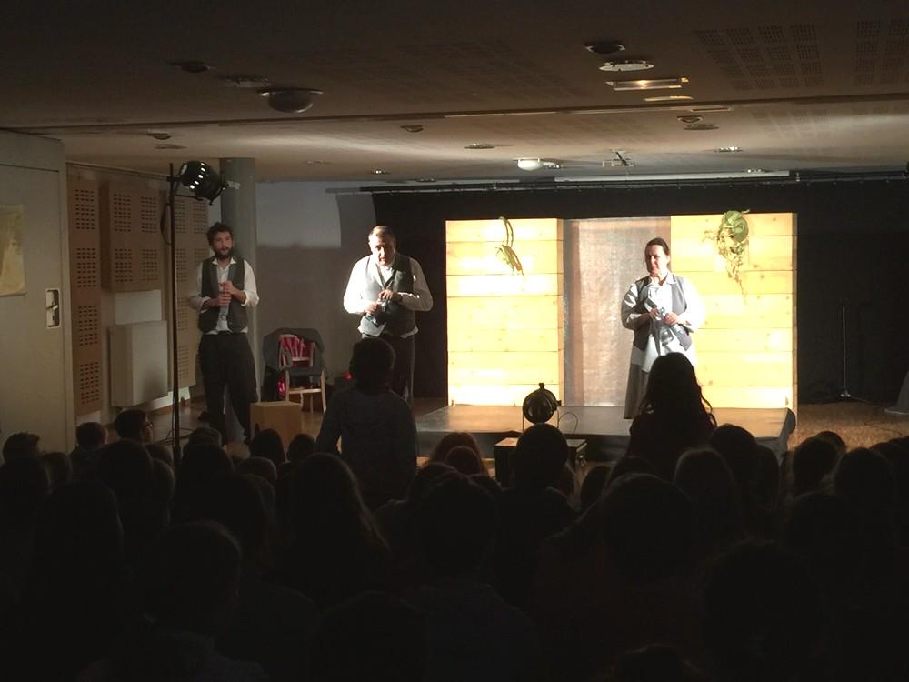 Entourloupes - Le petit théâtre dakôté