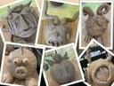 Atelier poterie petit monstre