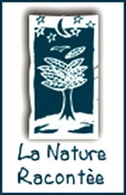 """Logo """"La nature racontée"""""""