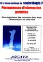 Flyer Permanence Sophrologie
