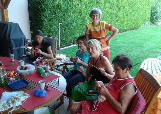 Atelier tricot 2016