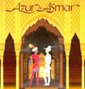 Azur et Asmar couv livre