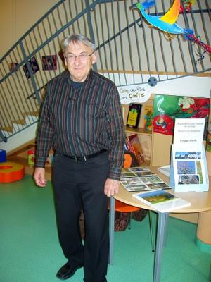 Jean-Paul Girard à la Médiathèque