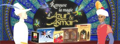 Retrouve la magie d'Azur et Asma