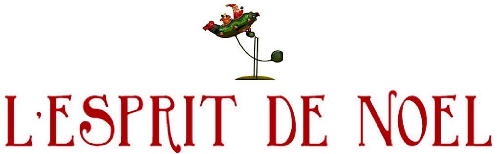 l esprit de noel Logo L'esprit de Noël l esprit de noel