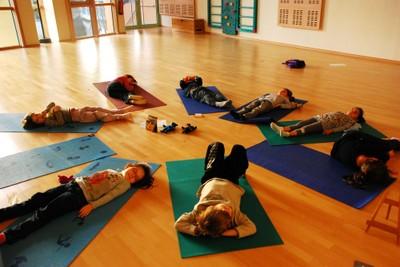 La relaxation-Yogakids