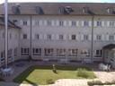 Le bâtiment du foyer Jean Cuny de Hirsingue