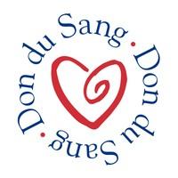 Logo officiel du Don du sang.