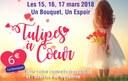Affiche opération tulipes à coeur 2018