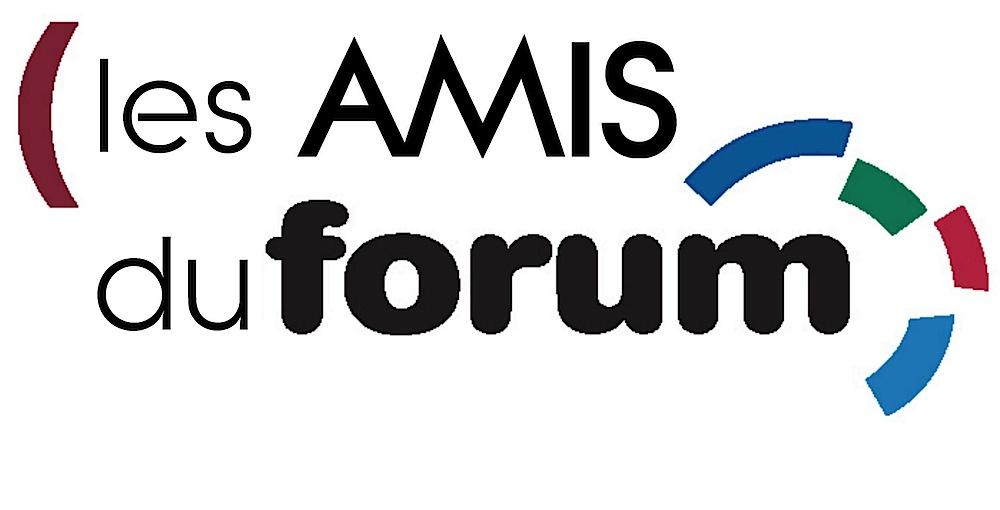 Logo de l'Association les Amis du Forum