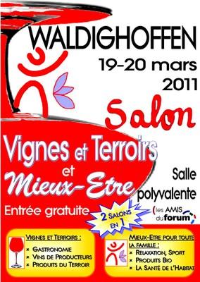 Salon VTME 2011 à Waldighoffen - page 1 du flyer