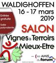 Affiche 10e Salon VTME 2019