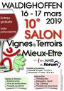 Affiche complète 10e Salon VTME - 2019