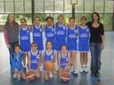Les benjamines 2 du basket-club CSSPP Waldighoffen