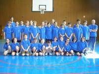 Camp de basket à Waldighoffen le 15 avril