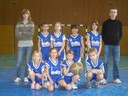 Les mini-poussins du basket-club CSSPP Waldighoffen