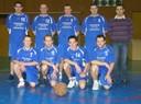 les séniors garçons 1 du basket-club CSSPP Waldighoffen