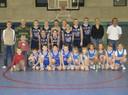Le basket-club CSSPP Waldighoffen au FCM Féminin