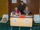La nouvelle table de marque du basket-club CSSPP Waldighoffen.