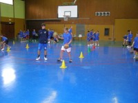 Camp de basket du 27 octobre à Waldighoffen.