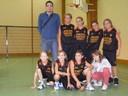 Les poussines 1 du basket-club CSSPP Waldighoffen