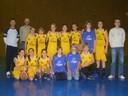nouvelles tenues pour les benjamines du basket-club CSSPP Waldighoffen.