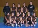 La nouvelle tenue des cadettes du basket-club CSSPP Waldighoffen.