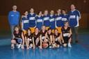 Nouvelle tenue pour les benjamines 2 du basket-club CSSPP Waldighoffen.