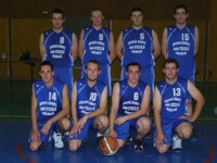 l'équipe des seniors garçons 1 du basket-club CSSPP Waldighoffen.