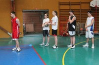 Camp de basket minimes rêveuses ...