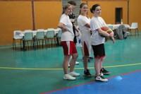 Camp de basket minimes  un trio de choc.